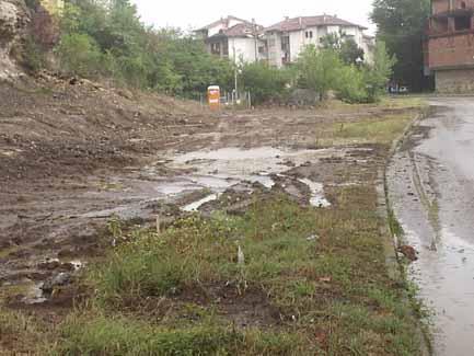 Нов терен за Лиани в центъра на Ловеч