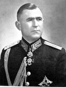 генерал от пехотата Теодоси Даскалов